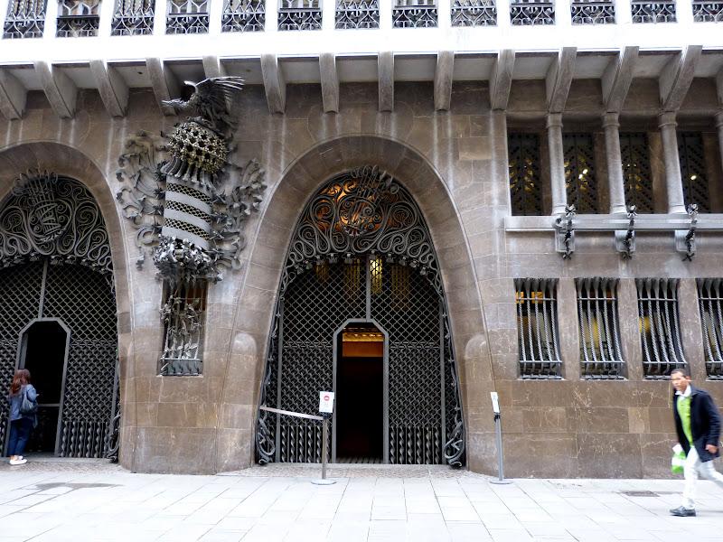Les maisons de Gaudi P1350485