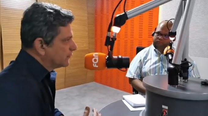 """ROGÉRIO CARVALHO: """"Quem tiver no PT terá a nossa preferência"""", sobre a sucessão em Maruim"""