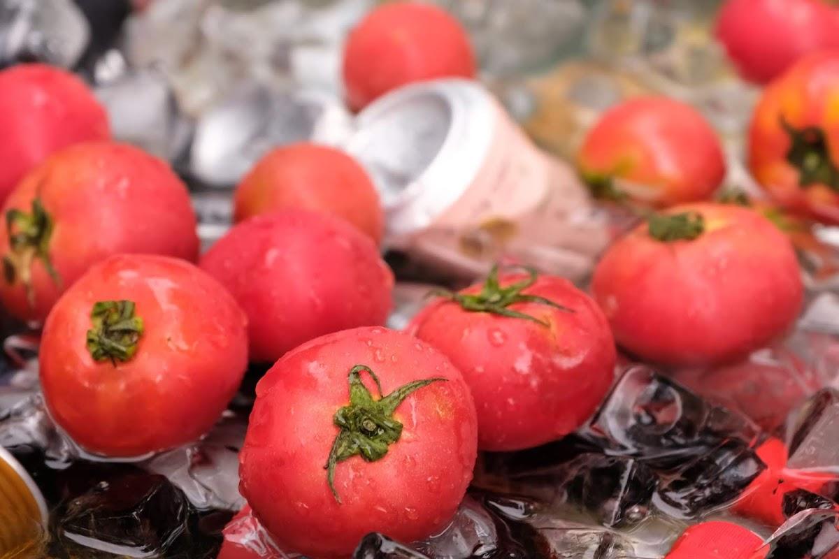 トマトフライ(ノンストップで笠原将弘が紹介)のレシピ