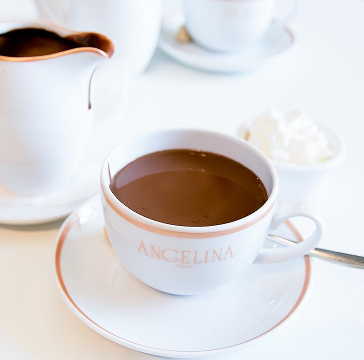 photo of a mug of African hot chocolate
