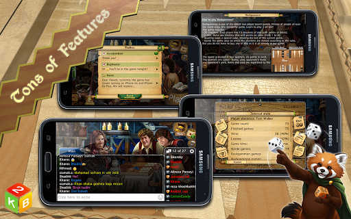 Backgammon Masters Free 1.7.9 screenshots 5
