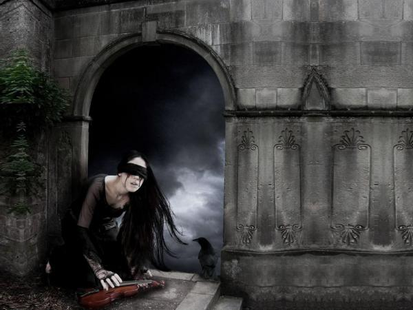 Blind Song Of Ravens, Gothic