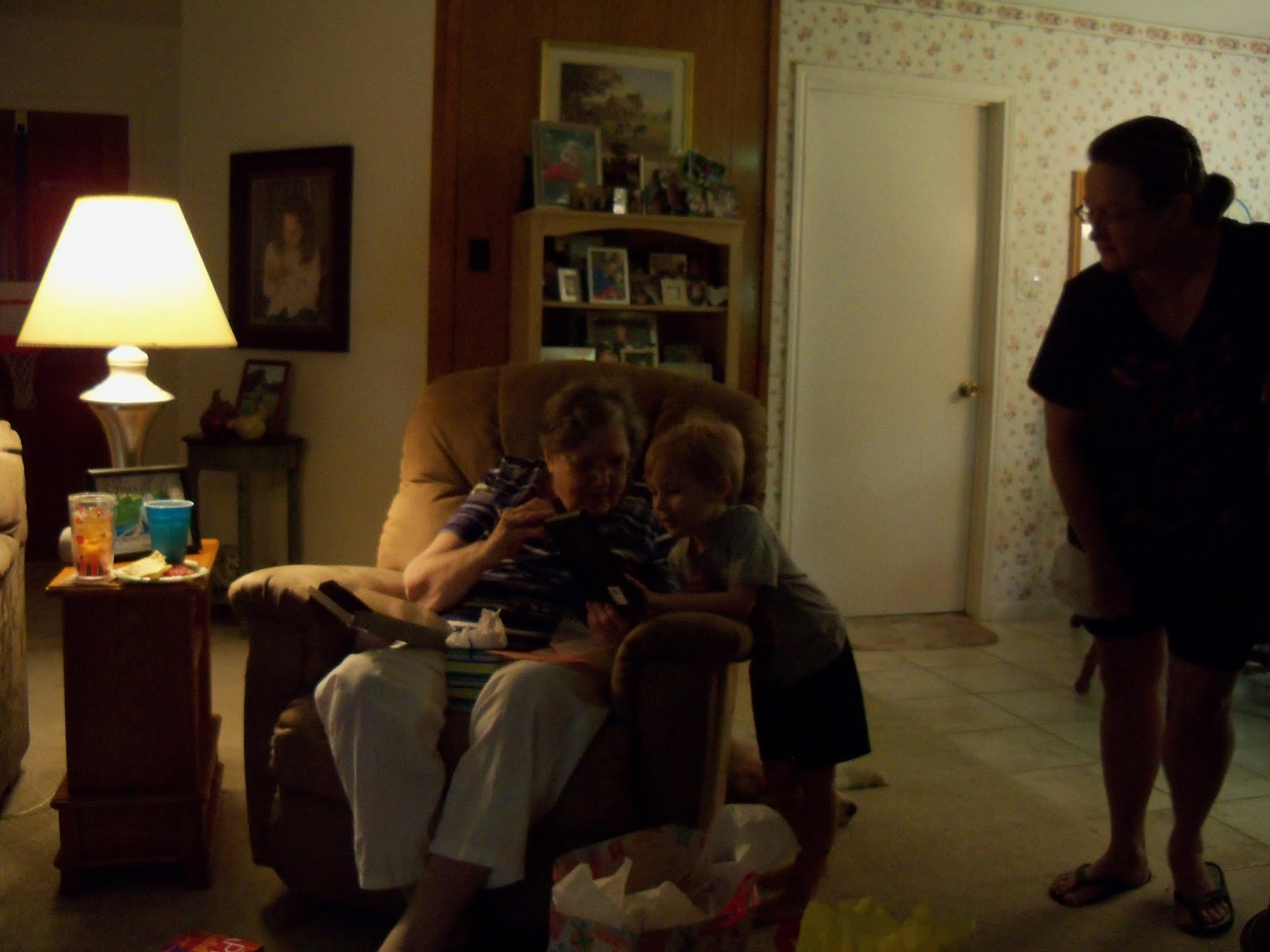 Moms 70th Birthday and Labor Day - 117_0074.JPG