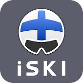 iSKI Suomi - Ski, Snow, Info Resort, Gps Tracking
