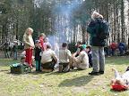 opékání vuřtů (nebo buřtů? :)