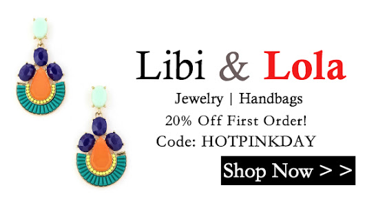 Hot Pink Day: Libi & Lola { New Arrivals }