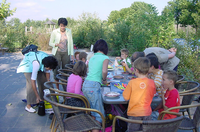 Kindersabbatschool uitstapje - DSC07042.JPG