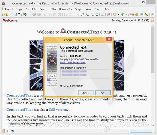 ConnectedText 6