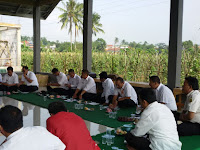 Minggon Keliling, Kecamatan dan Pemdes Bahas Berbagai Program Desa