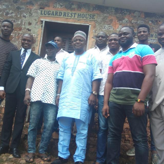 Fanwo congratulates Mopamuro Administrator, hails his achievements in Office