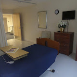 Private Rehab room at Holden