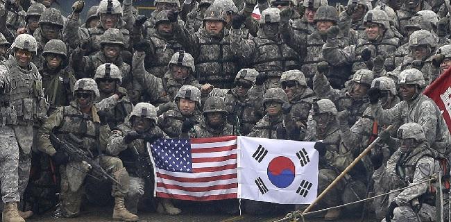 Tentara AS Jadi Korban Corona Di Korea Selatan
