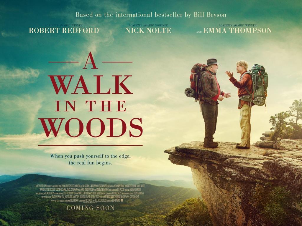 Ταξίδι στην Αλαμπάμα (A Walk in the Woods) Wallpaper