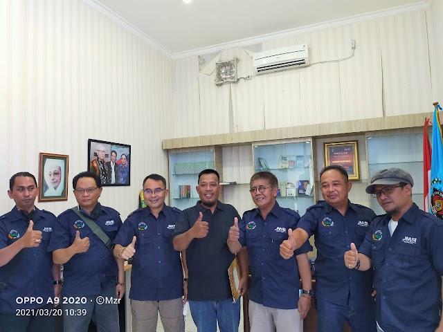 Berikan Mandat ke Hulu Sungai, JMSI Kalsel Dorong Media Online Terverifikasi Dewan Pers