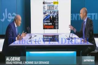 L'entretien accordé par Issad Rebrab à France 24 (Vidéo)