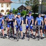 2013 06 16 Alpentocht Annecy - Bourg St.Maurice