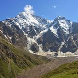 Cheget (Terskol), 2750 m (Kabardino-Balkarie), 8 août 2014. Photo : J. Michel