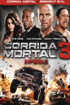 Capa Corrida Mortal 3 Torrent