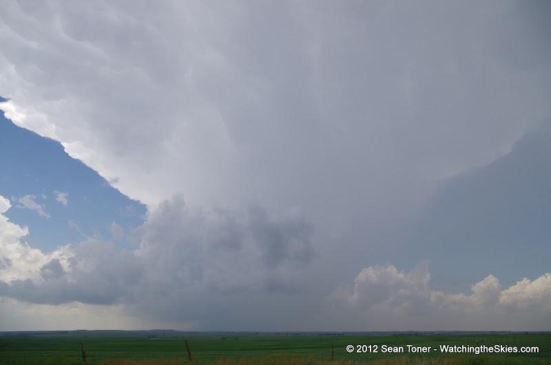 04-14-12 Oklahoma & Kansas Storm Chase - High Risk - IMGP0359.JPG