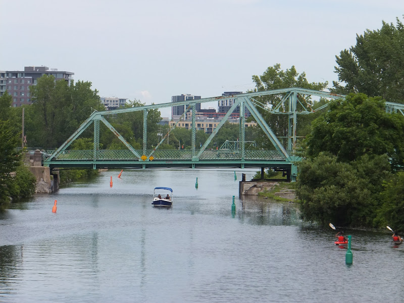 Canal de Lachine, Montréal, blog de viajes, Elisa N