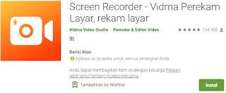 screen recorder terbaik