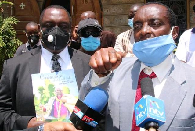 Nairobi Provincial Police Chief Timothy Muumbo death