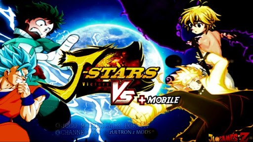 DOWNLOAD!! NEW MOD J- STAR VICTORY VS TAP BATTLE PARA CELULARES ANDROID EM (APK) NARUTO VS GOKU V1.0