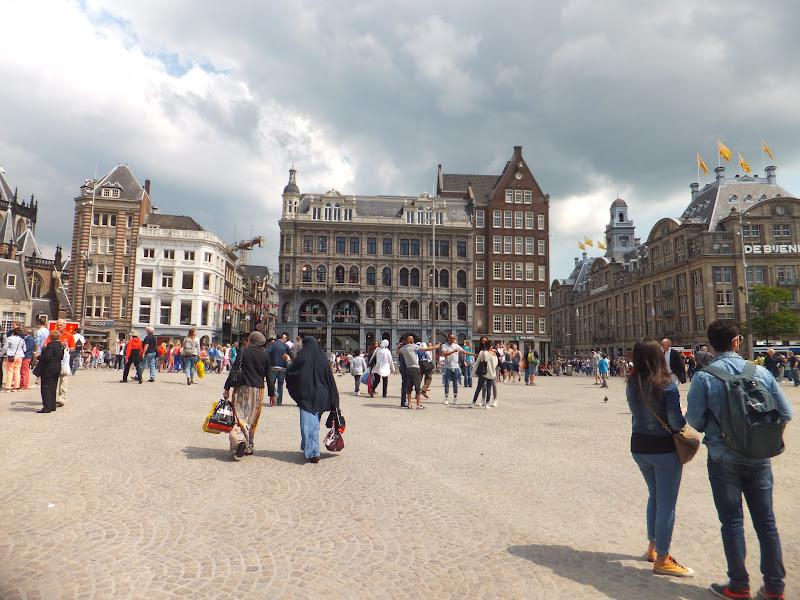 Amsterdam, Pays Bas, Centraal, Vieille Ville, elisaorigami, travel, blogger, voyages, lifestyle