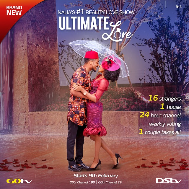 Ultimate Love Premieres February 9 On DStv, GOtv