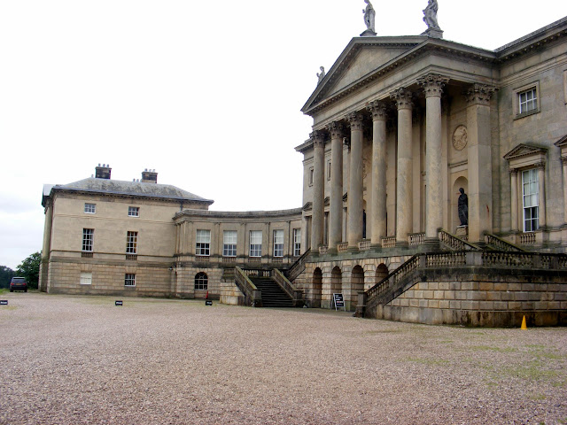 Palladian North Front