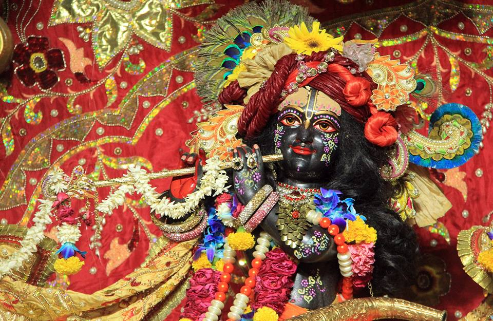 ISKCON Delhi Deity Darshan 29 May 2016 (11)