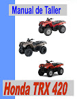 honda trx 420 manual-taller-servicio-despiece