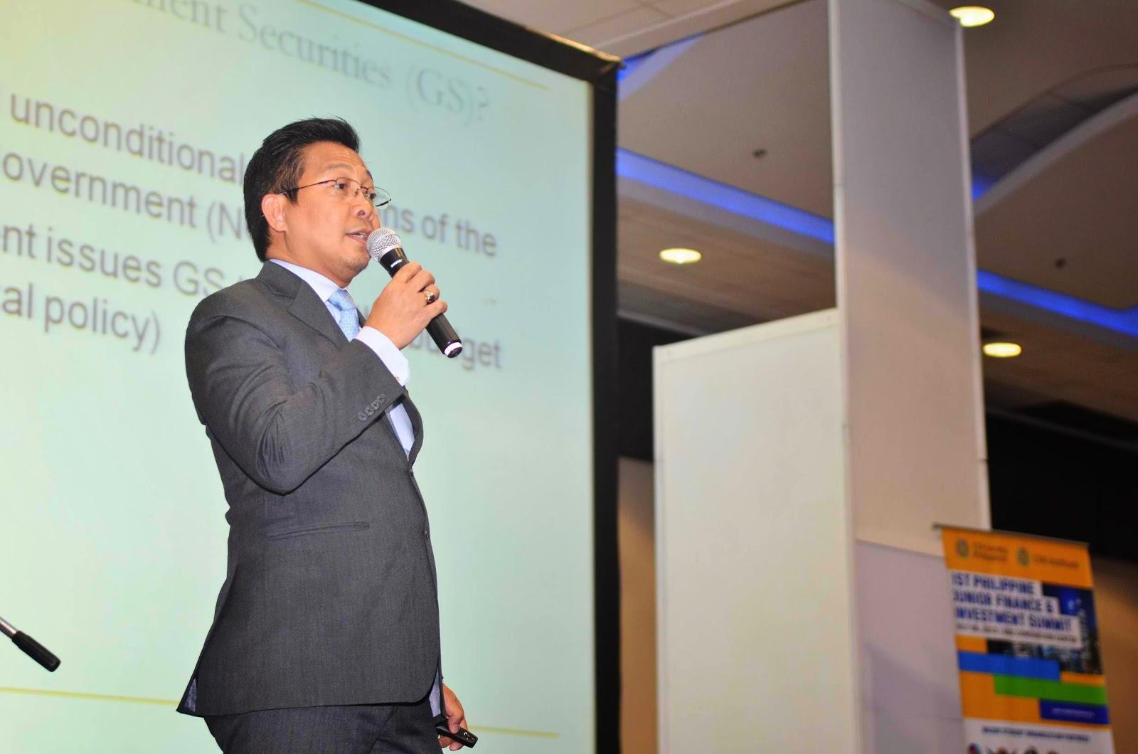 MART joins 1st Junior Philippine Finance and Investment Summit