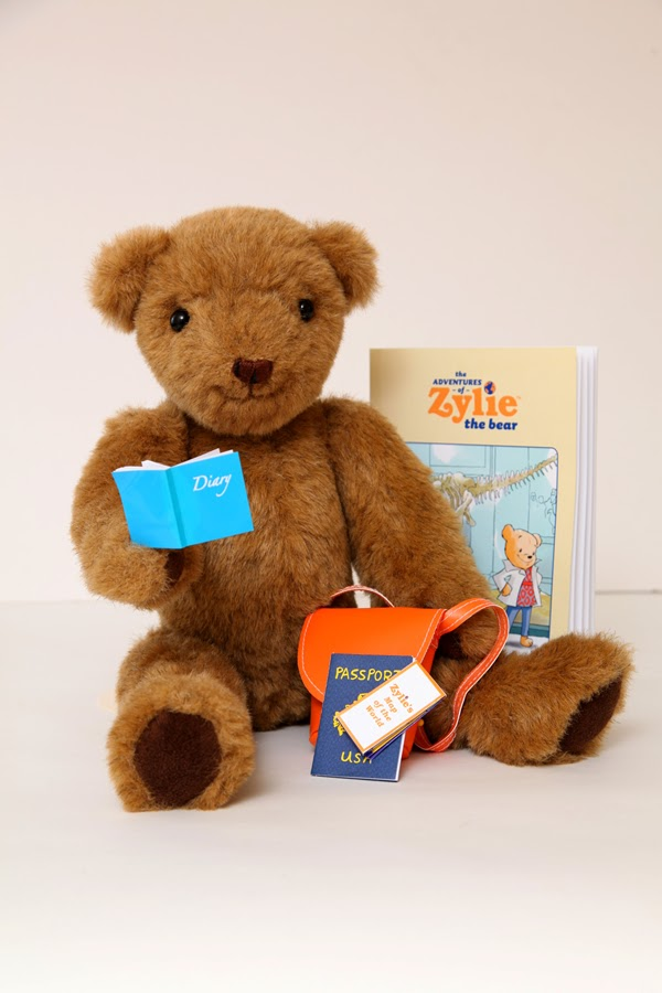 Inspired By Savannah Zylie The Bear The Perfect Gift