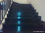 Galaxy Black Stair