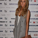 OIC - ENTSIMAGES.COM - Nicola Hughes  at the  Lan Nguyen-Grealis: Art & Makeup - book launch party in London 17th September 2015 Photo Mobis Photos/OIC 0203 174 1069