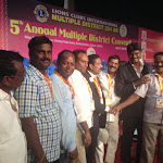 5th anual multiple distric convention