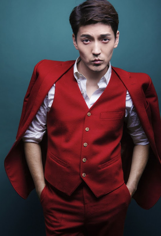 Sui Yongliang China Actor