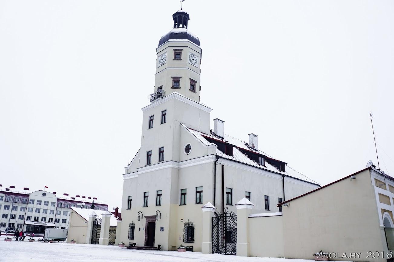 DSC08238 - Зимняя покатушка к резиденции Радзивиллов (Снов-Несвиж-Городея)