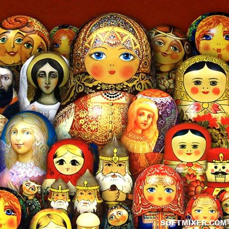 Японские корни русской матрешки