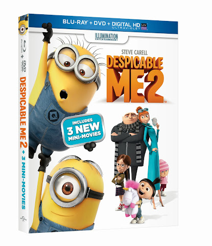 Great Kids Movies: Despicable Me 2