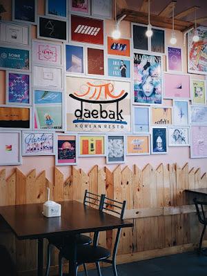 Mr Daebak Korean Resto