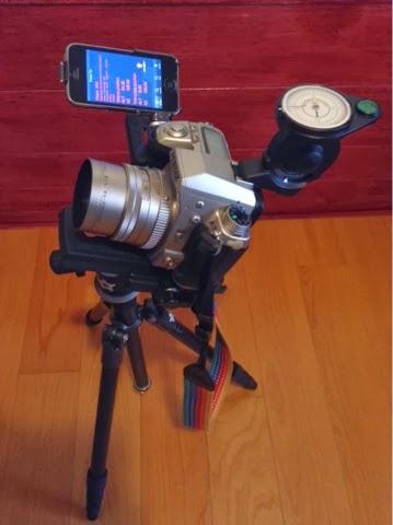 使用PushTo軟體,或使用輔助測量工具以對照星圖(或其他參考表)中顯示的目標天體的地平座標(方位角、仰角)來調整相機雲台、瞄準方位。