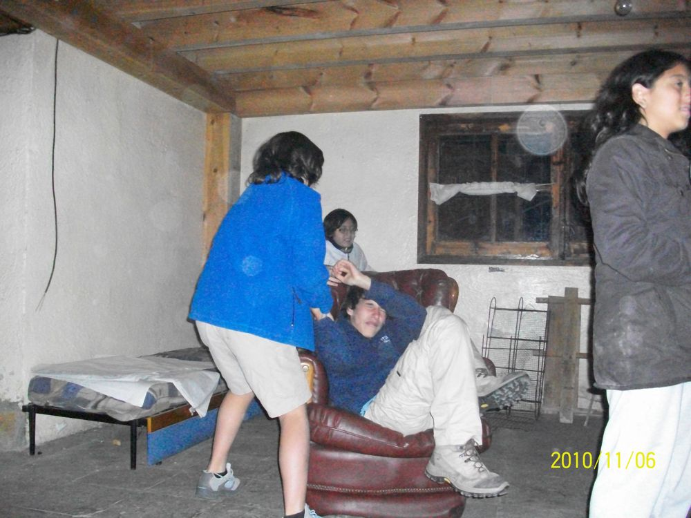 Sortida Raiers al refugi Pla dErola - 100_1808.JPG