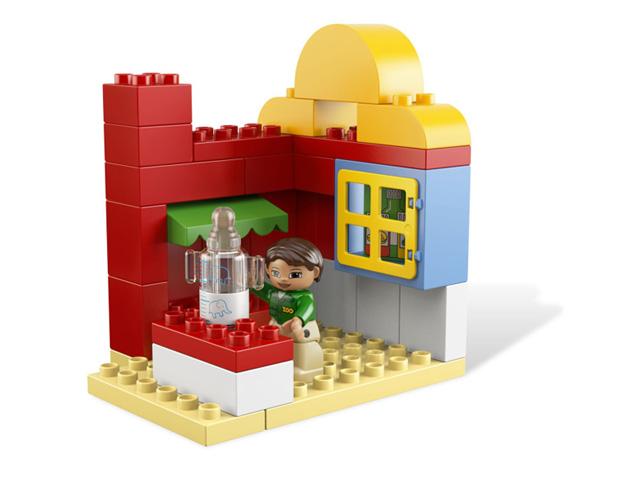 レゴ デュプロ どうぶつびょういん 6158