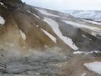 Geothermalfeld am Kleifarvatn