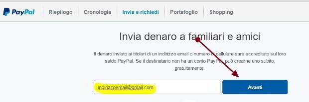 inviare-denaro-paypal