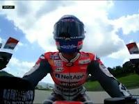 Hasil Lengkap Fp1 - Fp2 MOTOGP GP ASSEN 2018
