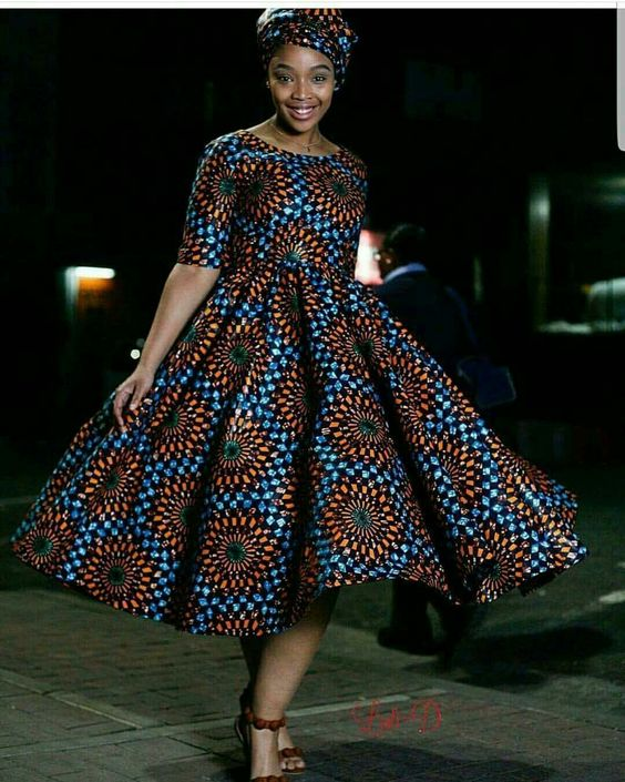 Top South Africa Traditional Dresses In 2019 2
