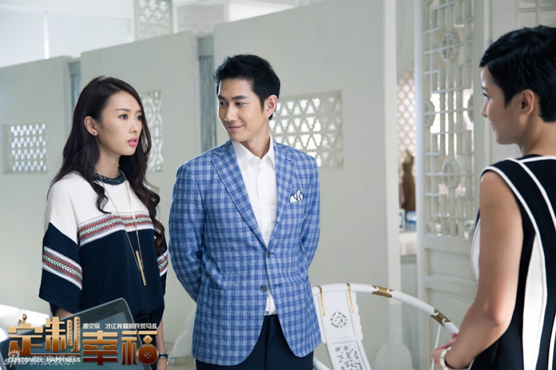 Customize Happiness / Zhi Ding Xing Fu China Drama